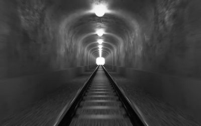 Chapter 8: There's a light at the end of the tunnel…