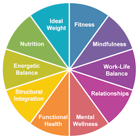Holistic Health Coaching |Holistic Health Wheel